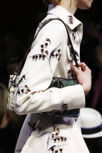 Сумка на одно плечо от Christian Dior (фото)