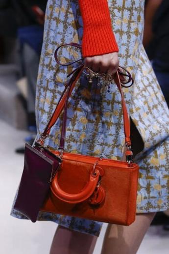 Несколько сумочек от Christian Dior