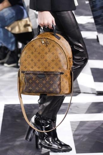 Сумочка-рюкзак от Louis Vuitton (фото)
