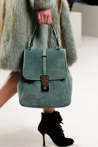 Женская сумка-рюкзак от Lanvin (фото)