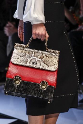 Модная сумка-саквояж от Dolce and Gabbana (фото)