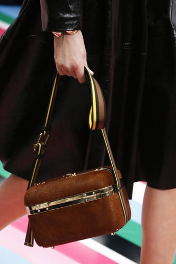 Модная сумка-саквояж от Salvatore Ferragamo (фото)