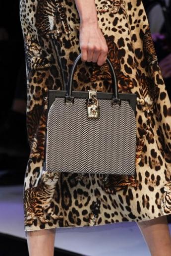 прямоугольная сумка 2016/17 от Dolce and Gabbana