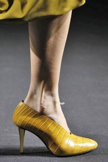 Туфли лодочки от Lanvin