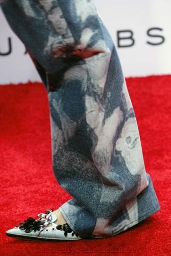 Туфли на плоской подошве от Marc Jacobs (фото)