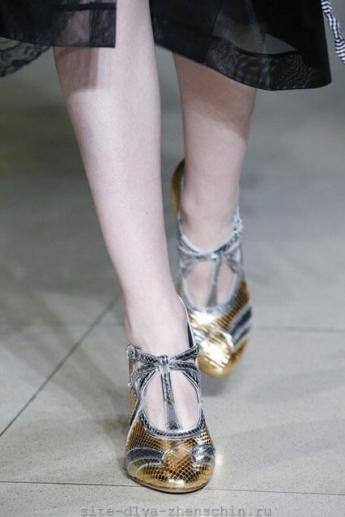Туфли от Миу Миу