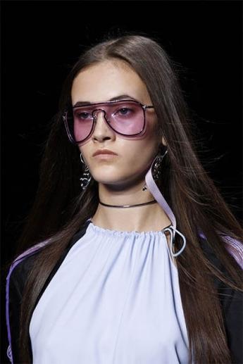 Очки-авиаторы от Versace