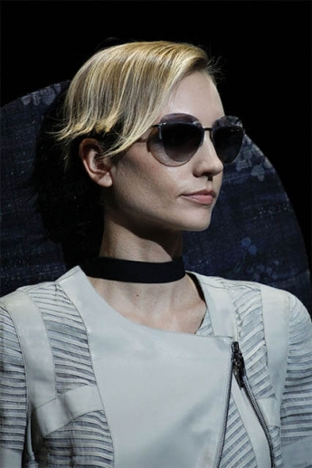 Очки-авиаторы от Giorgio Armani