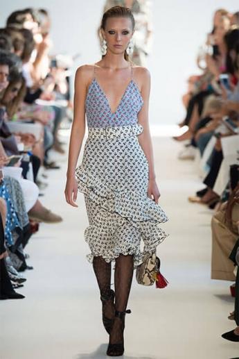 Модная юбка 2017 асимметричного кроя (фото)