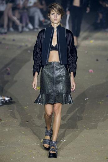 Модная юбка годе 2017 (фото)