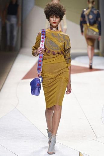 Модная юбка-карандаш 2017 (фото)
