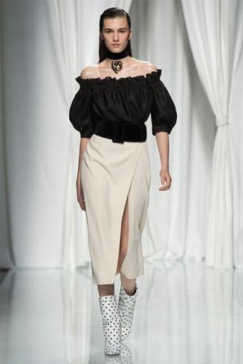 Модная юбка 2017