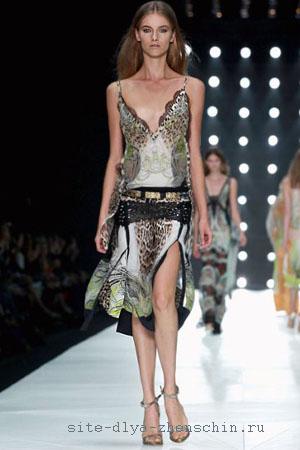 Тенденции моды весна лето 2013 фото