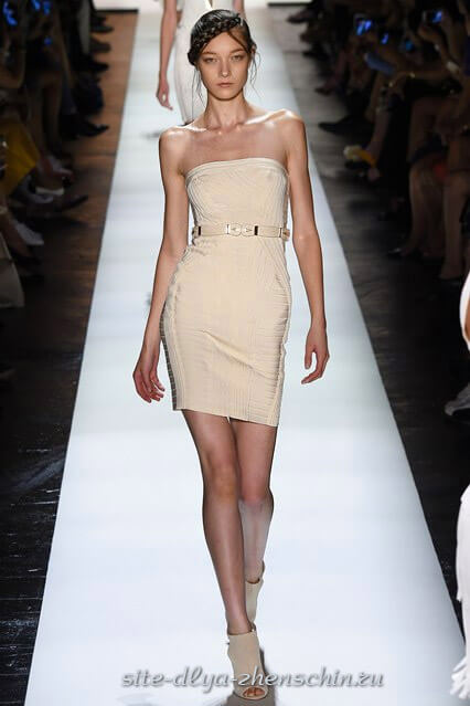 Бюстье 2016 от Herve Leger by Max Azria