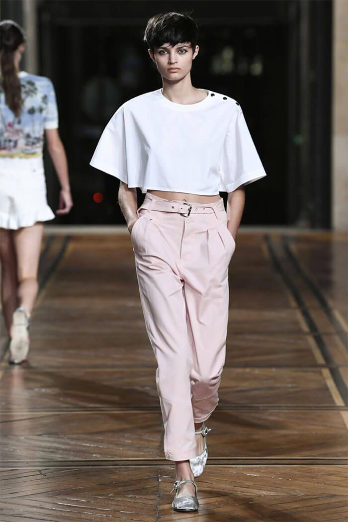 Модні жіночі брюки літа 2018  8 трендів сезону - Жіночий журнал ... ae6a5b9868442