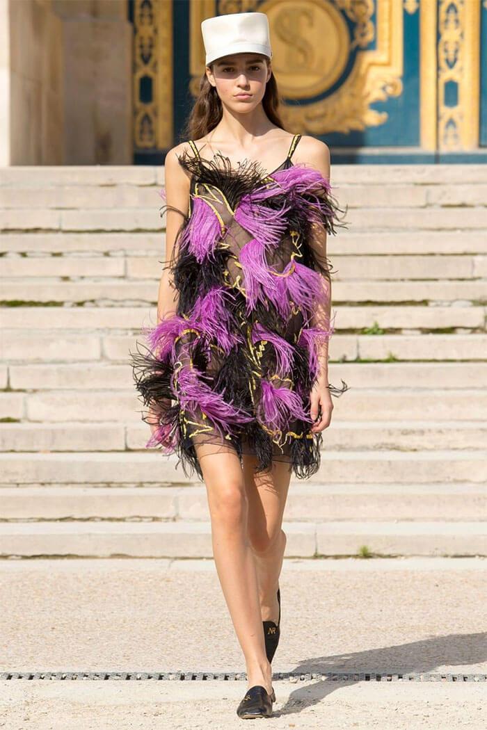 Платье 2018 от Nina Ricci
