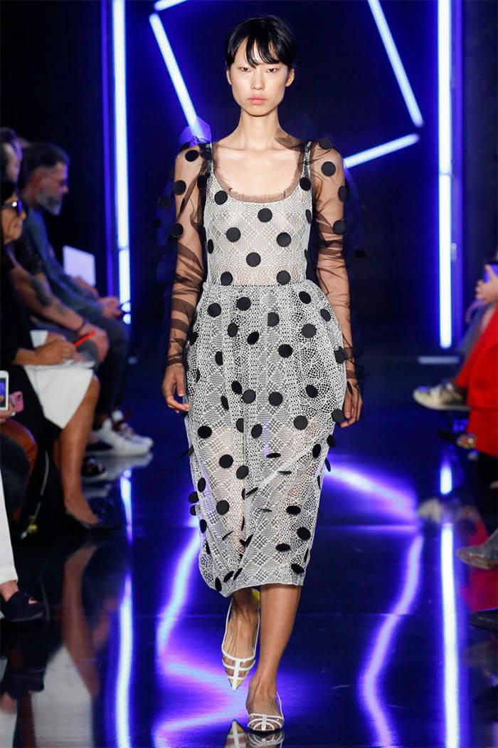 Платье от Emanuel Ungaro