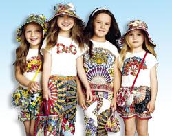 Детская мода весна-лето 2015. Новинки и фото с показов