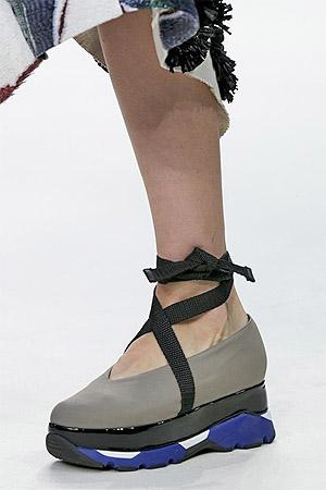 Спортивные туфли от Marni (фото)