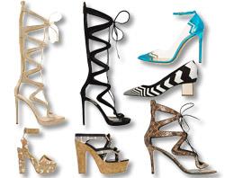 Модная обувь сезона весна-лето 2015 (фото)