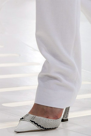 Туфли классического стиля от Christian Dior (фото)