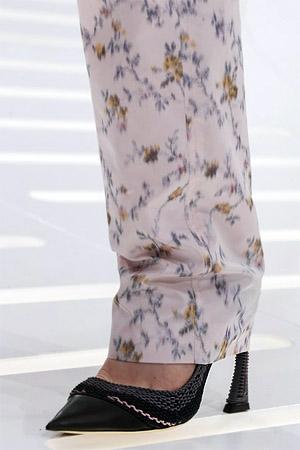 Туфли классического фасона из коллекции Christian Dior 2015