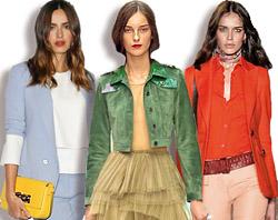 Модные женские жакеты 2015 (фото)