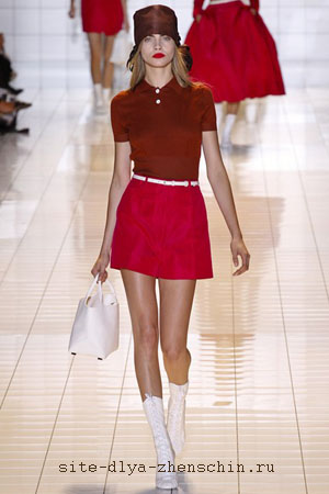 Какие юбки в моде осенью и зимой 2013