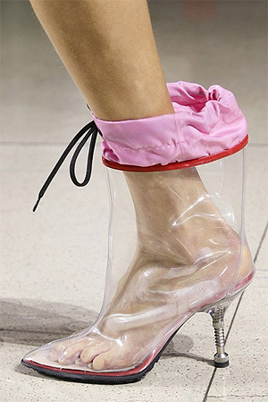Модные туфли: актуальные тренды